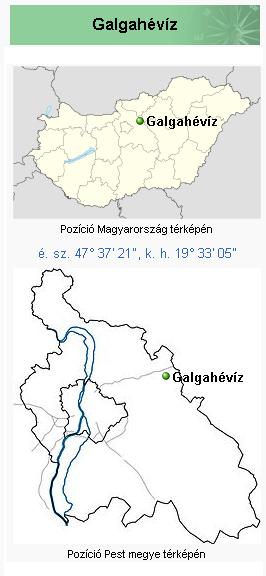 Távfelügyelet Galgahévíz